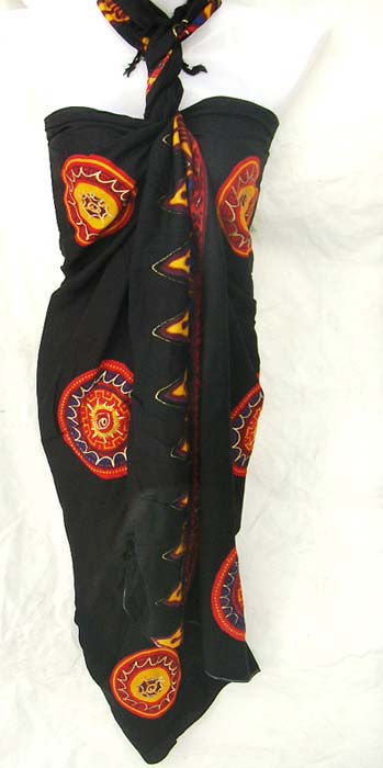 Atisan crafted balinese pareo sarong wholesale supplied by export manufacturing agent