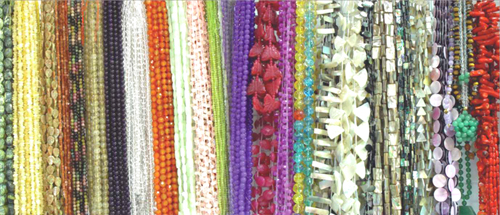 Beaded manufacture supplier wholesale assorted strand bead
