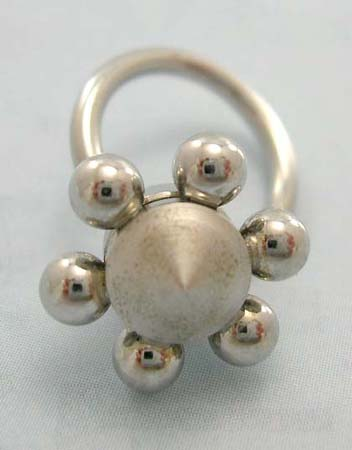Shop body piercing jewerly online wholesale distribute belly botton jewelry made surgical steel