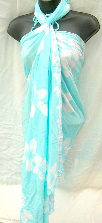 Hawaiian fashion boutique shopping wholesale balinese spring sarong shawl
