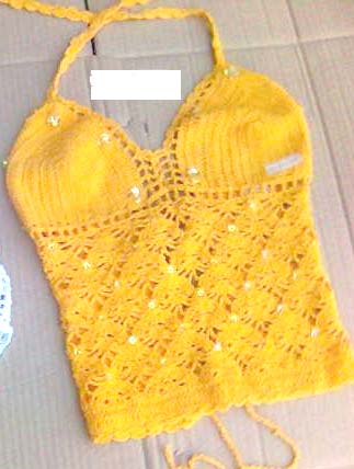 Designer Dress Sale on Fashion Trend Wholesale Bikini Crochet Top Sexy Bra Summer Wear