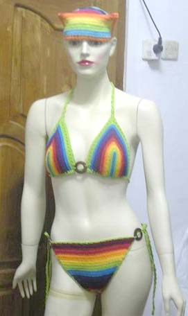 Fashion element swimsuits industry wholesale ladies bikini set